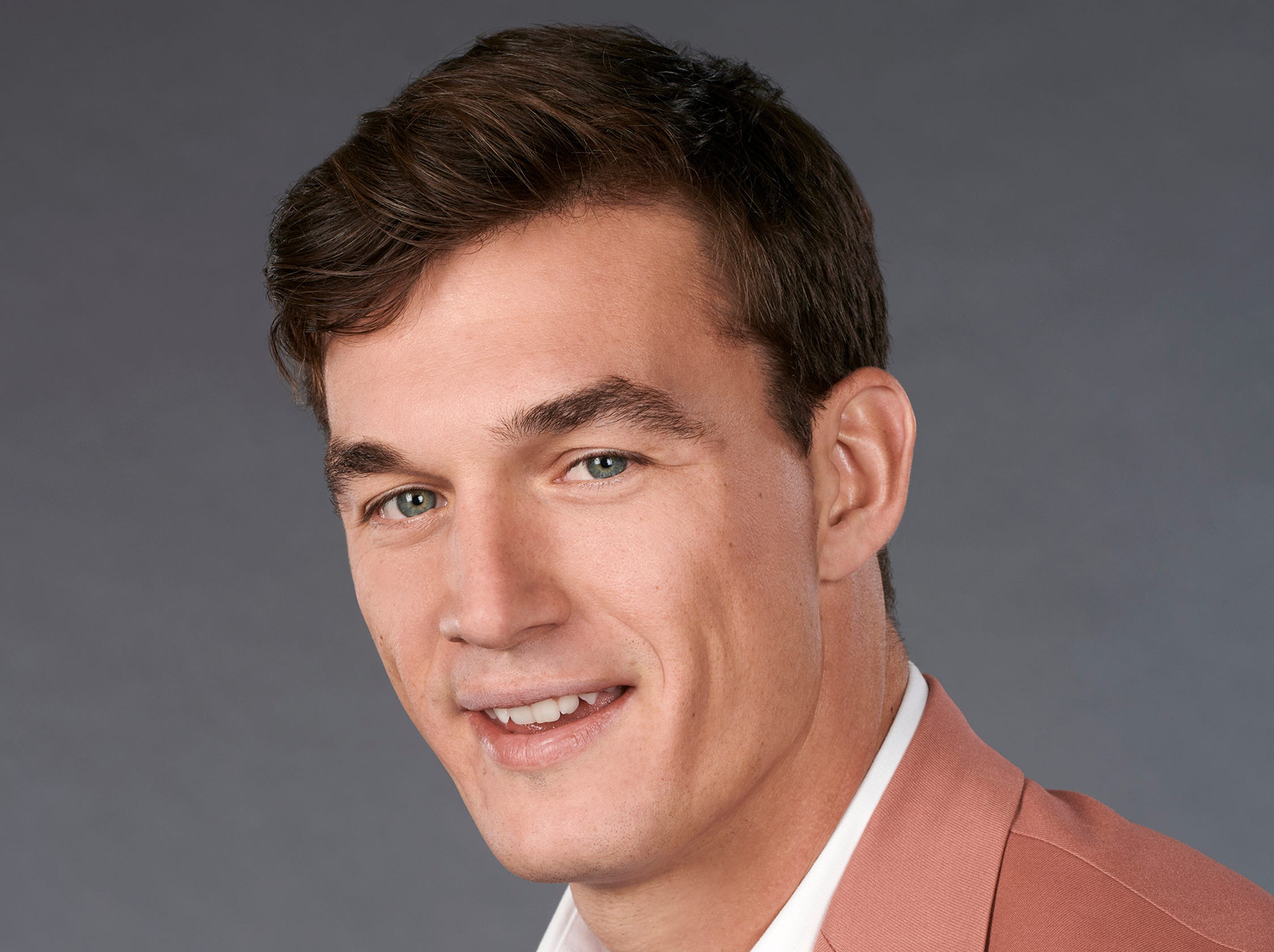 """The Bachelorette"" Season 23 contestant:  Tyler C., 26, Jupiter, Florida, general contractor"