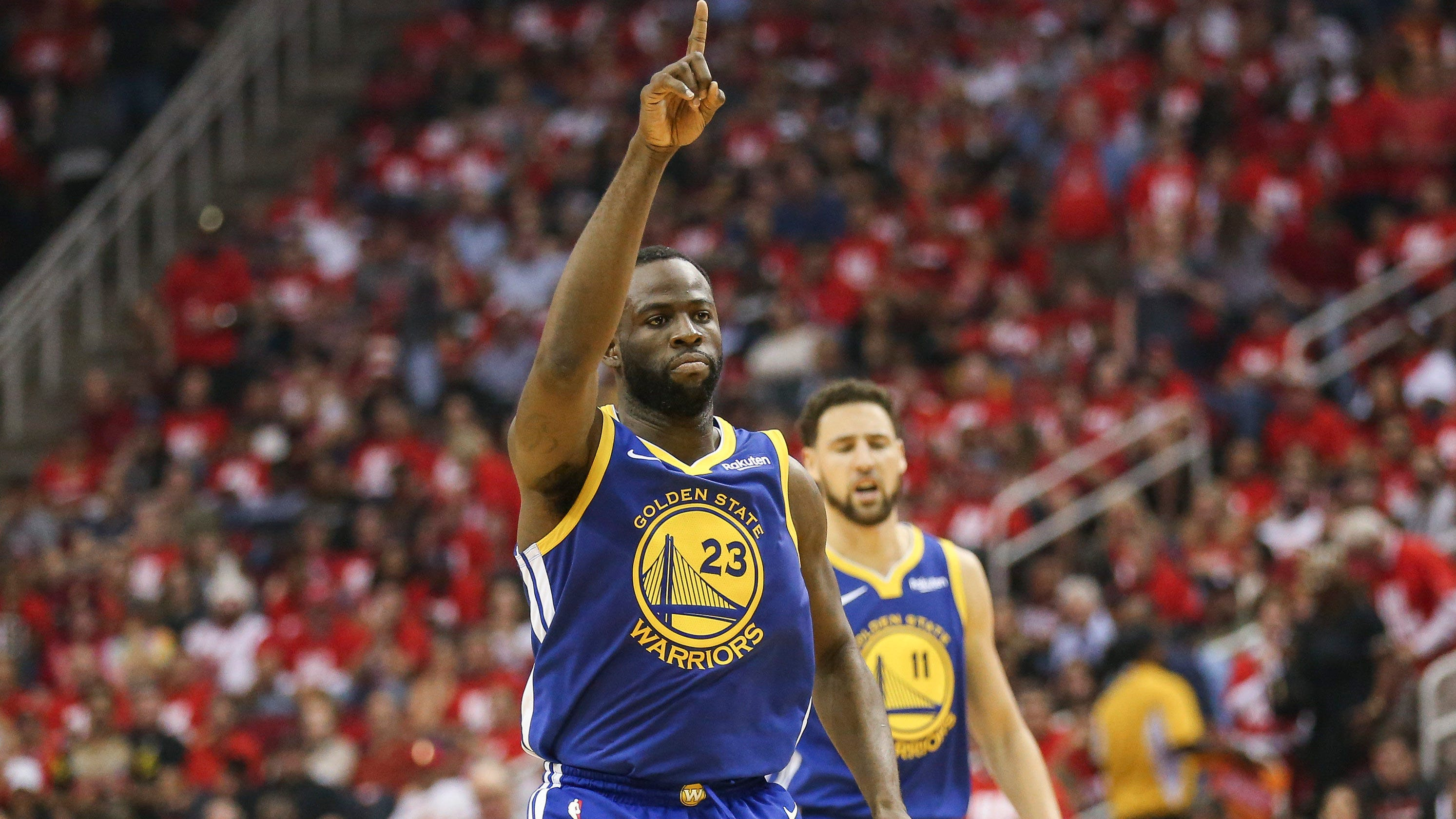 Draymond Green predicts easy fix and turnaround for Warriors against Rockets