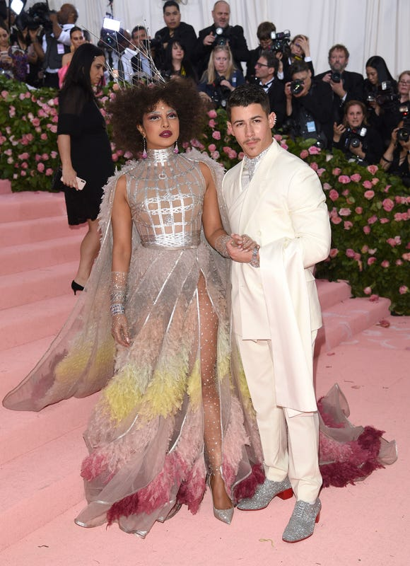 These two memorably met at the Met Gala.