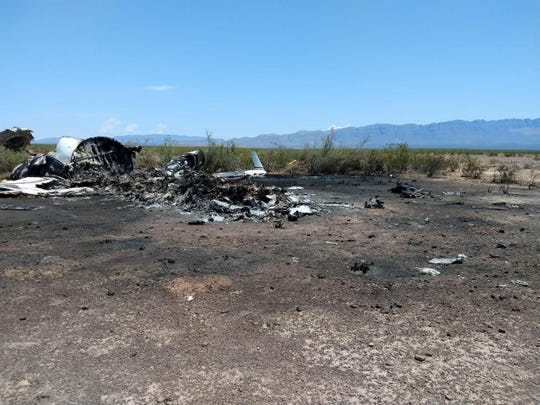 Mexico jet crash: 13 killed following Las Vegas trip
