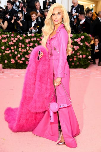 NEW YORK, NEW YORK - MAY 06: Kacey Musgraves  attends The 2019 Met Gala Celebrating Camp: Notes on Fashion at Metropolitan Museum of Art on May 06, 2019 in New York City. (Photo by Dimitrios Kambouris/Getty Images for The Met Museum/Vogue) ORG XMIT: 775333959 ORIG FILE ID: 1147425783