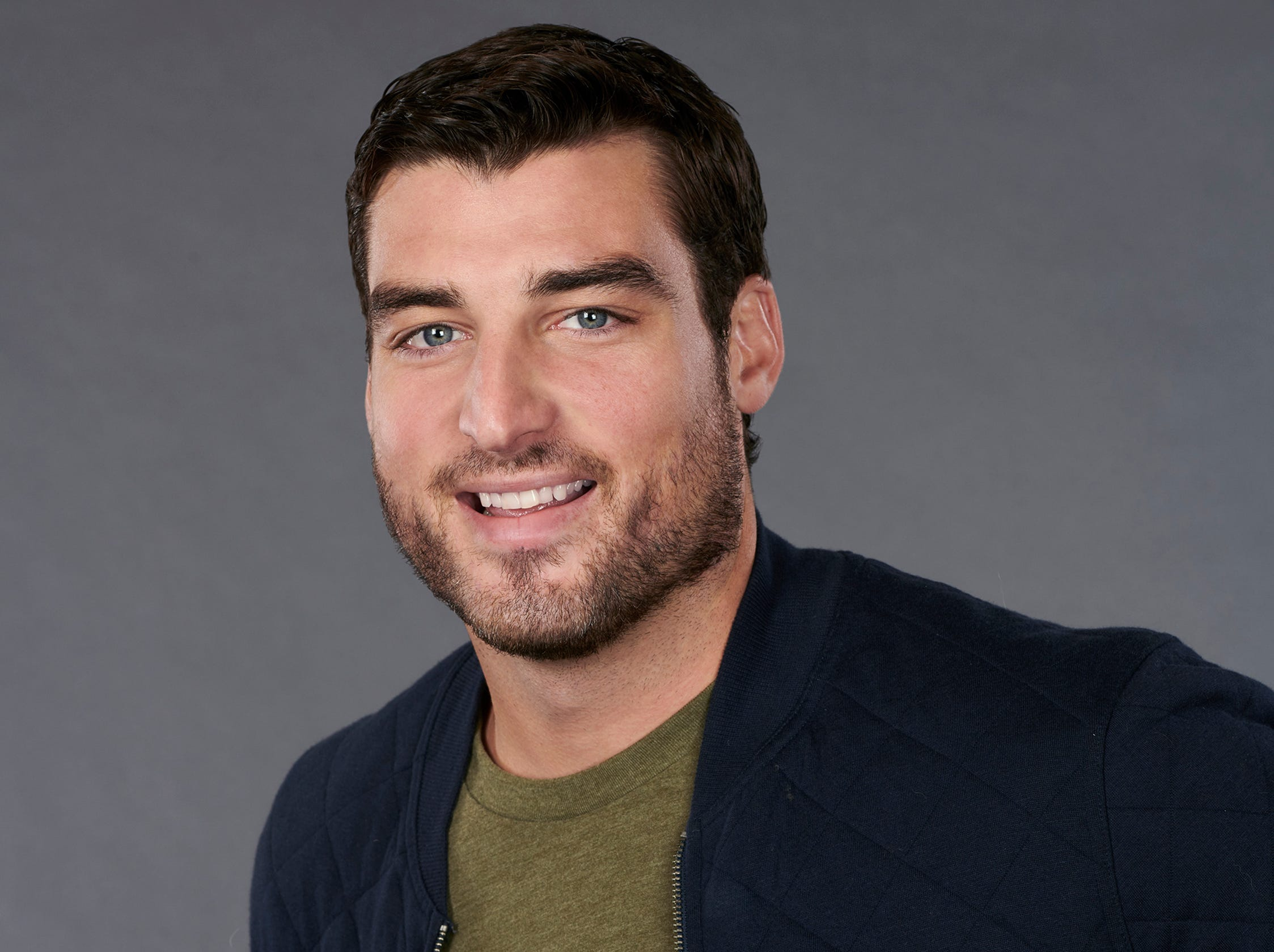 """The Bachelorette"" Season 23 contestant:  Tyler G., 28, Boca Raton, Florida, psychology graduate student"