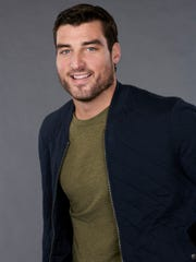 """The Bachelorette"" Season 23 contestant:  Tyler G., 28, Boca Raton, Florida, psychology graduate student"