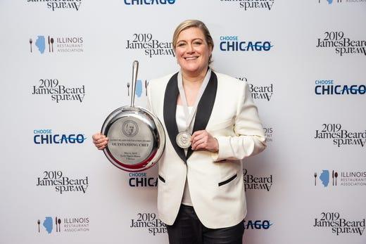 Best New Restaurants Chicago 2019 James Beard Awards 2019: Winners honored as best restaurants, chefs