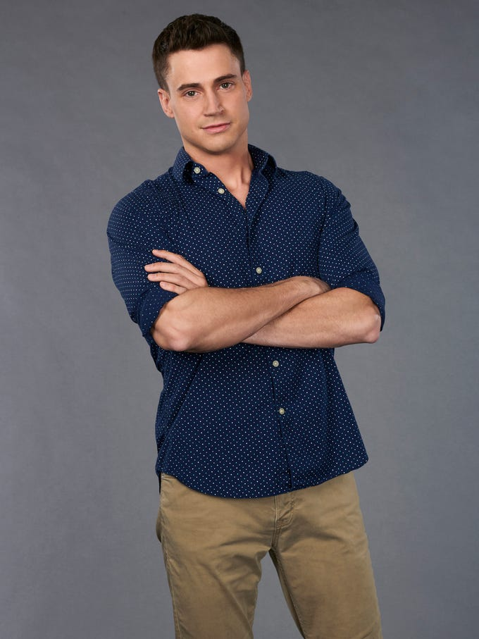 """The Bachelorette"" Season 23 contestant:  Brian, 30, Louisville, Kentucky,  math teacher"