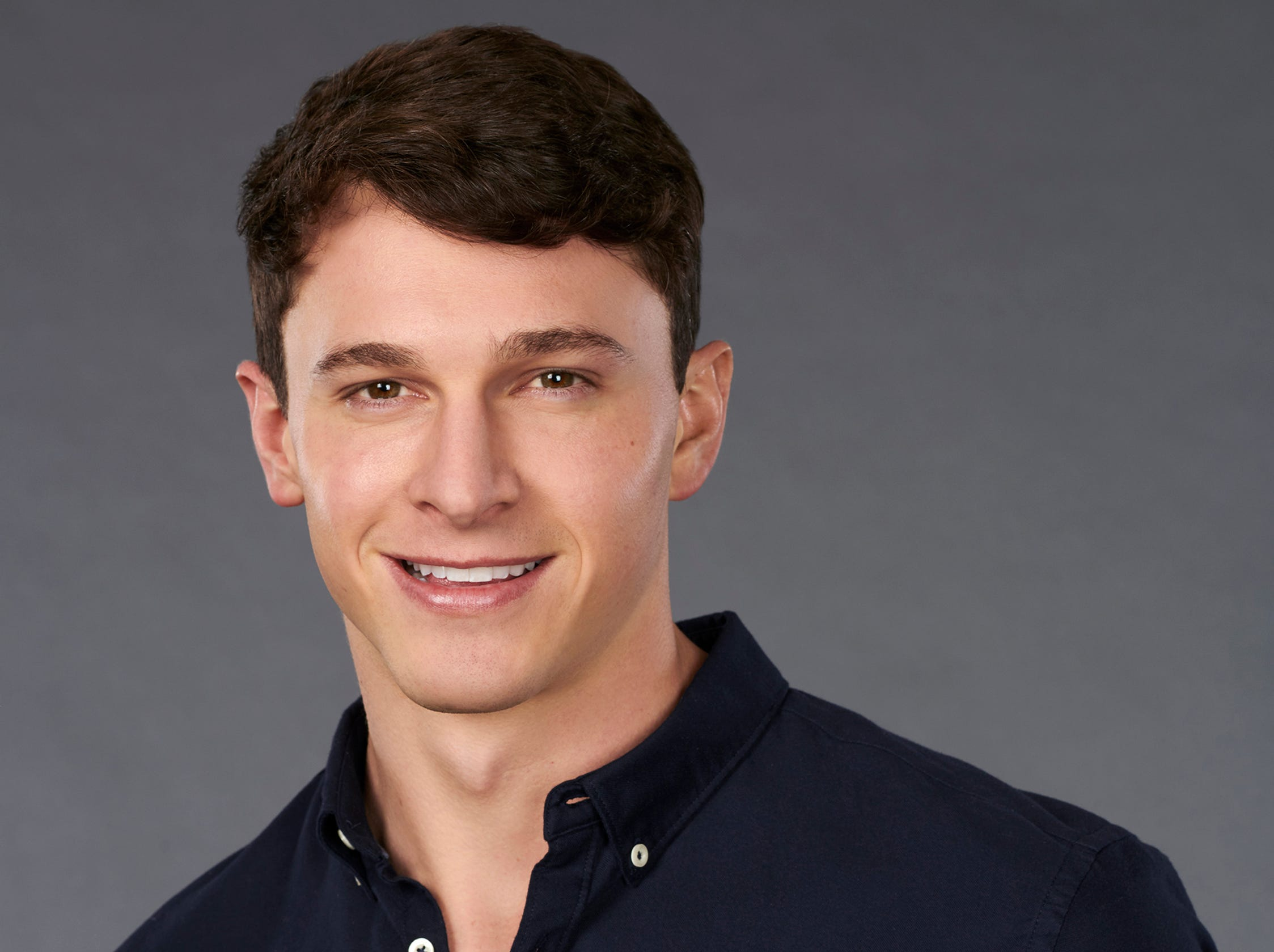 """The Bachelorette"" Season 23 contestant:  Connor S., 24, Dallas, investment analyst"