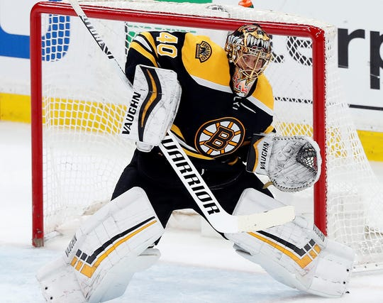 Bruins goaltender Tuukka Rask has become stronger as the playoffs have gone on.