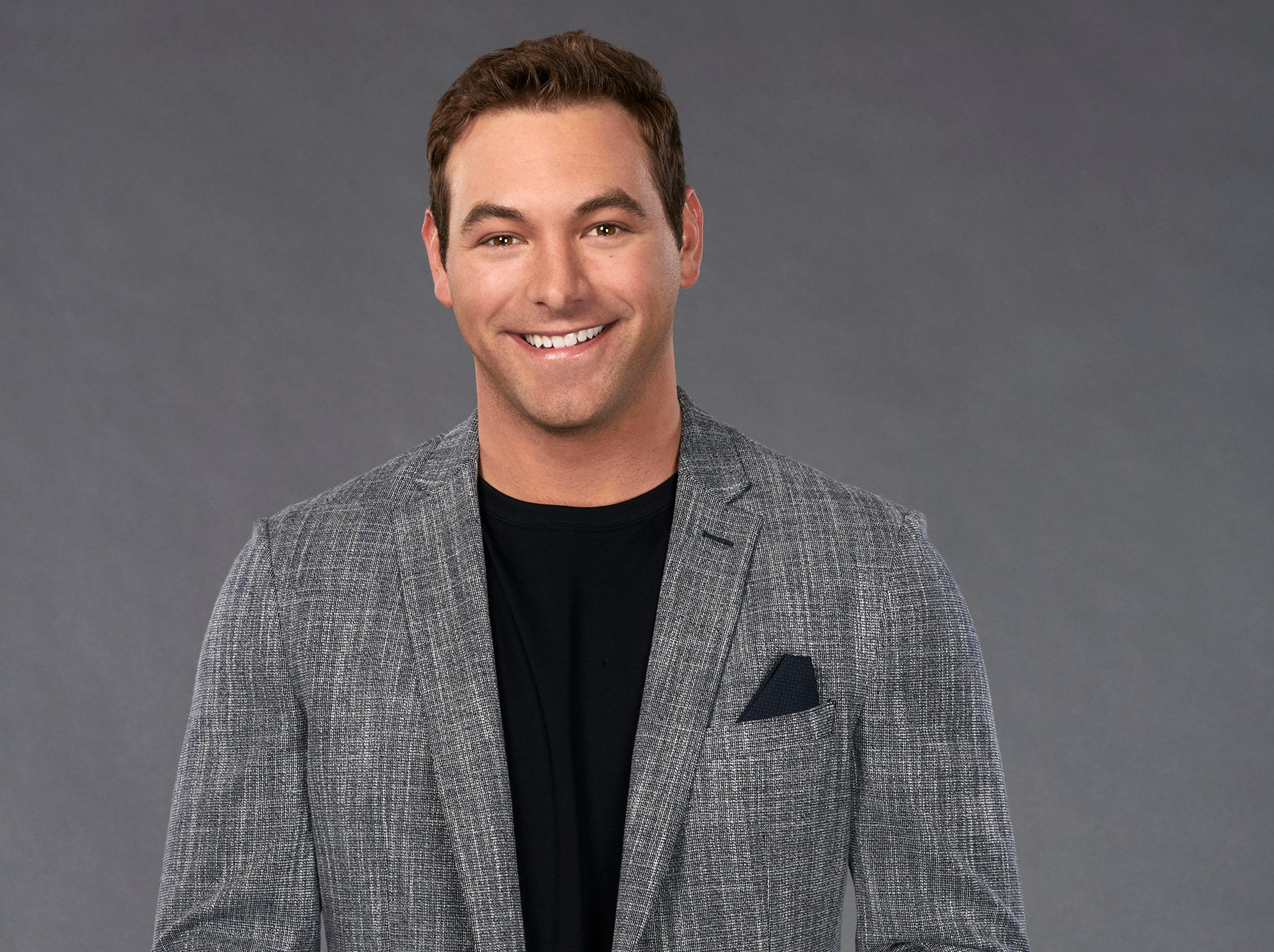 """The Bachelorette"" Season 23 contestant:  Chasen, 27, Ann Arbor, Michigan, pilot"
