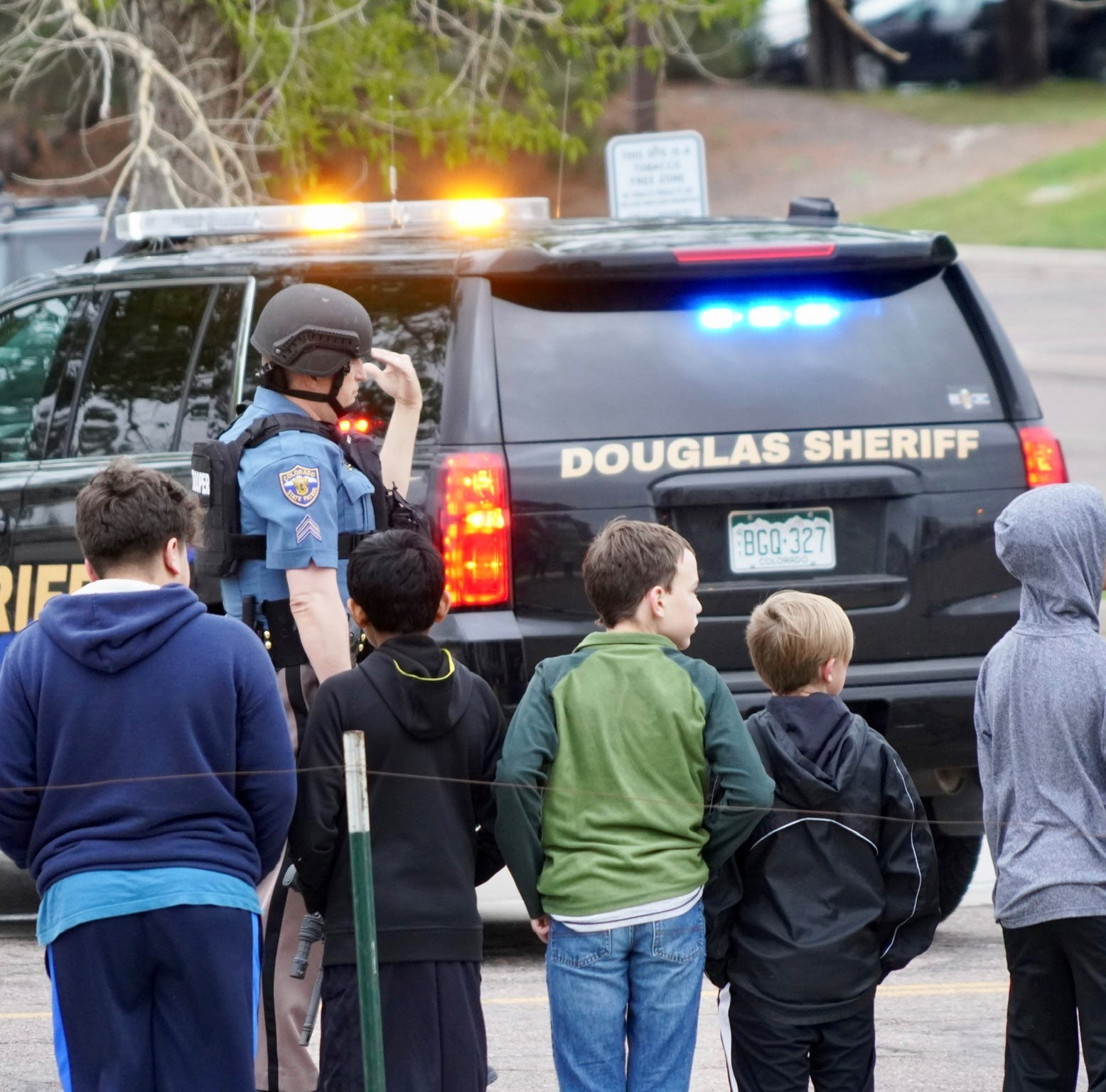 Colorado school shooting updates: Victim identified, heroes emerge. Here's what we know