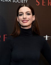 """Anne Hathaway heads back to """"Sesame Street"""" for a musical."""
