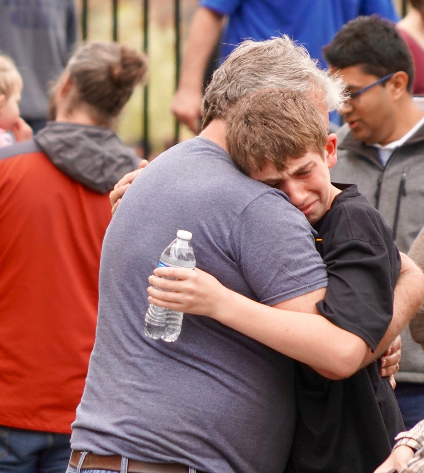 Suspect ID'd In Colorado School Shooting That Leaves 1