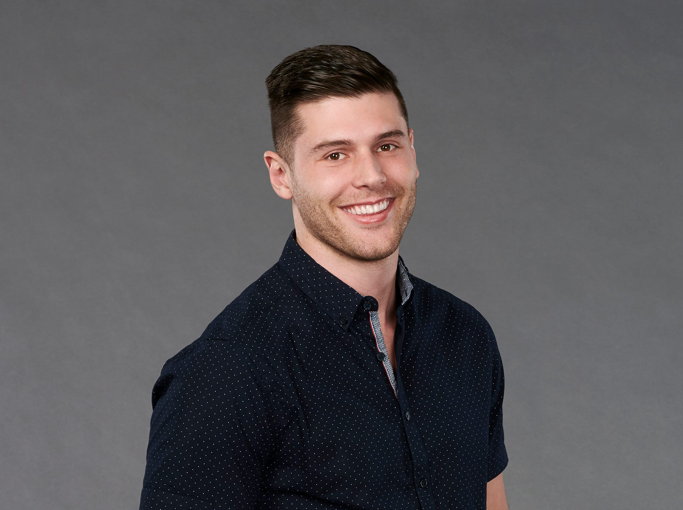 """The Bachelorette"" Season 23 contestant:  Matteo, 25, Atlanta,  management consultant"