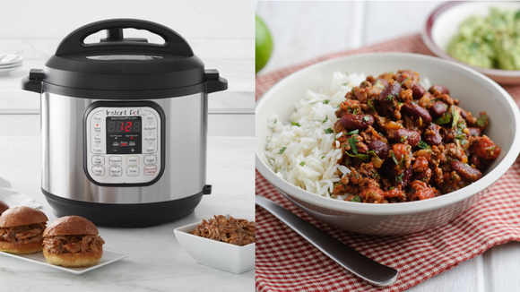 Prep all your favorite comfort dishes with a new Instant Pot.