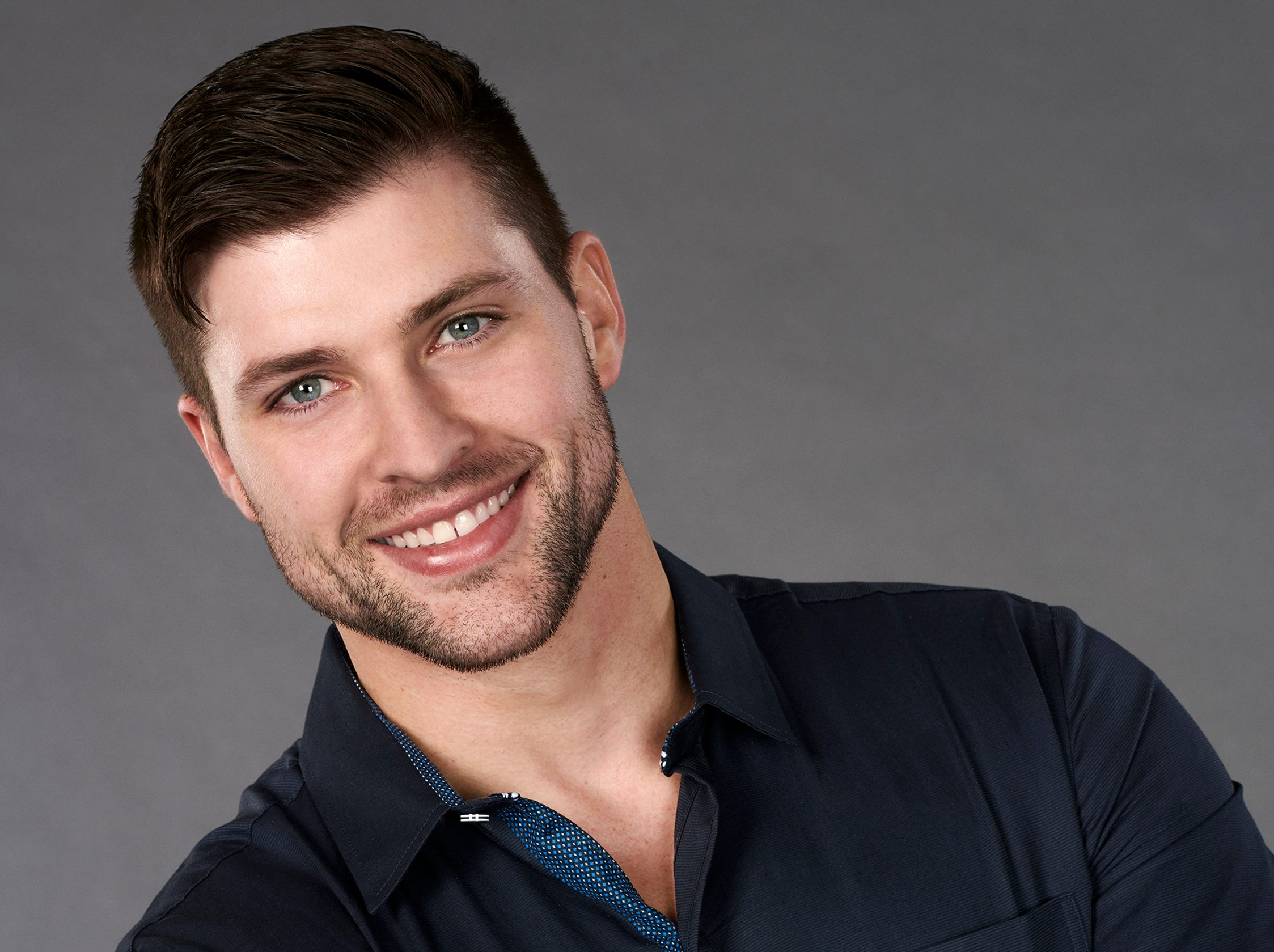 """The Bachelorette"" Season 23 contestant: Kevin, 27, Manteno, Illinois, behavioral health specialist"