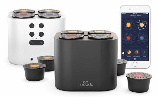 Moodo Smart Home Scent Diffuser