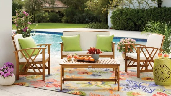 Help Dad create the backyard paradise he deserves with this awesome Wayfair sale.