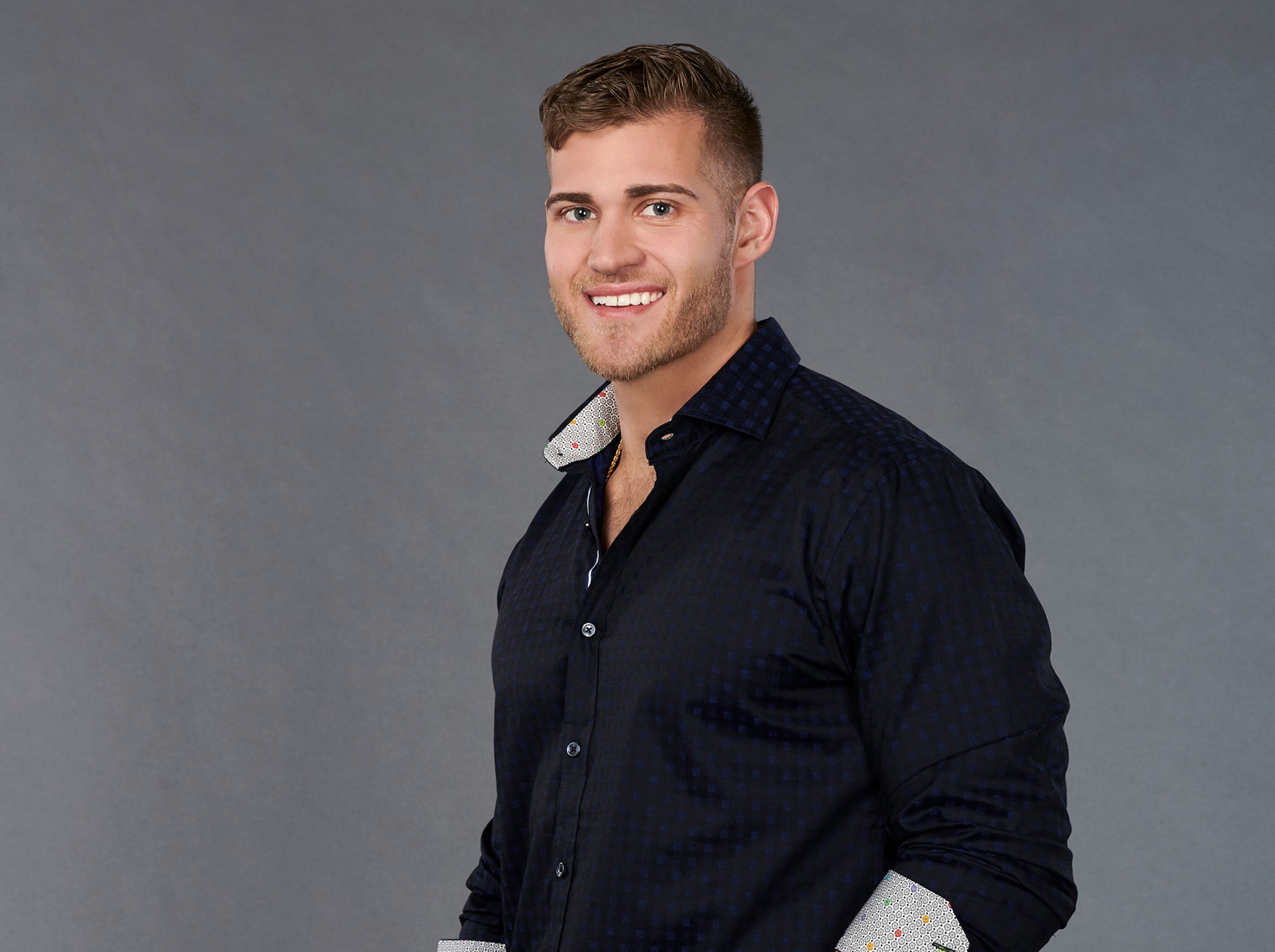 """The Bachelorette"" Season 23 contestant:  Luke P., 24, Gainesville, Georgia, import/export manager"