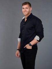 """The Bachelorette"" Season 23 contestant:  Luke P., 24, Gainesville, Georgia, import/export manager"