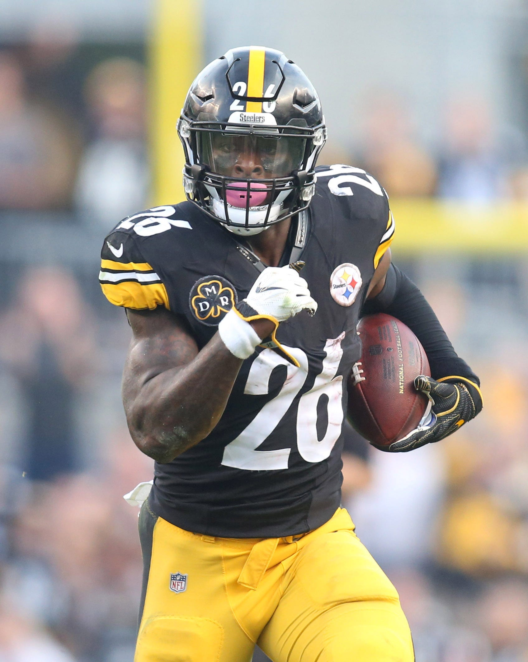 Jets' Le'Veon Bell explains why he's skipping voluntary workouts
