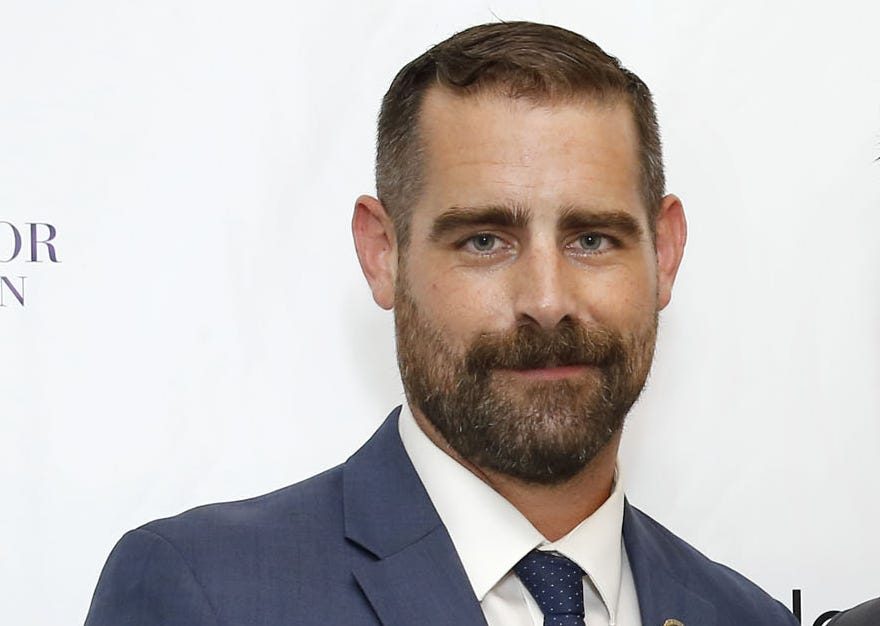 Pennsylvania state Rep. Brian Sims in Beverly Hills, California, in August 2018.