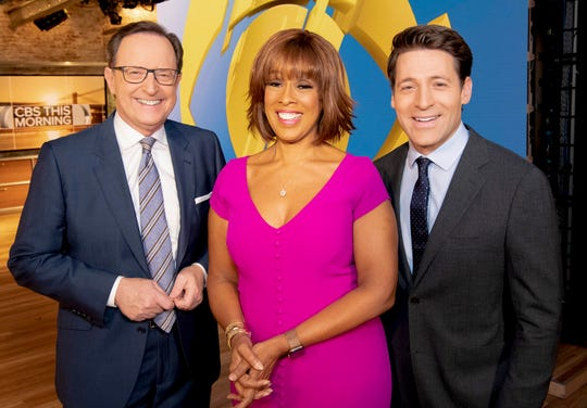 Anthony Mason, Gayle King and Tony Dokoupil are the new anchor team for 'CBS This Morning.'