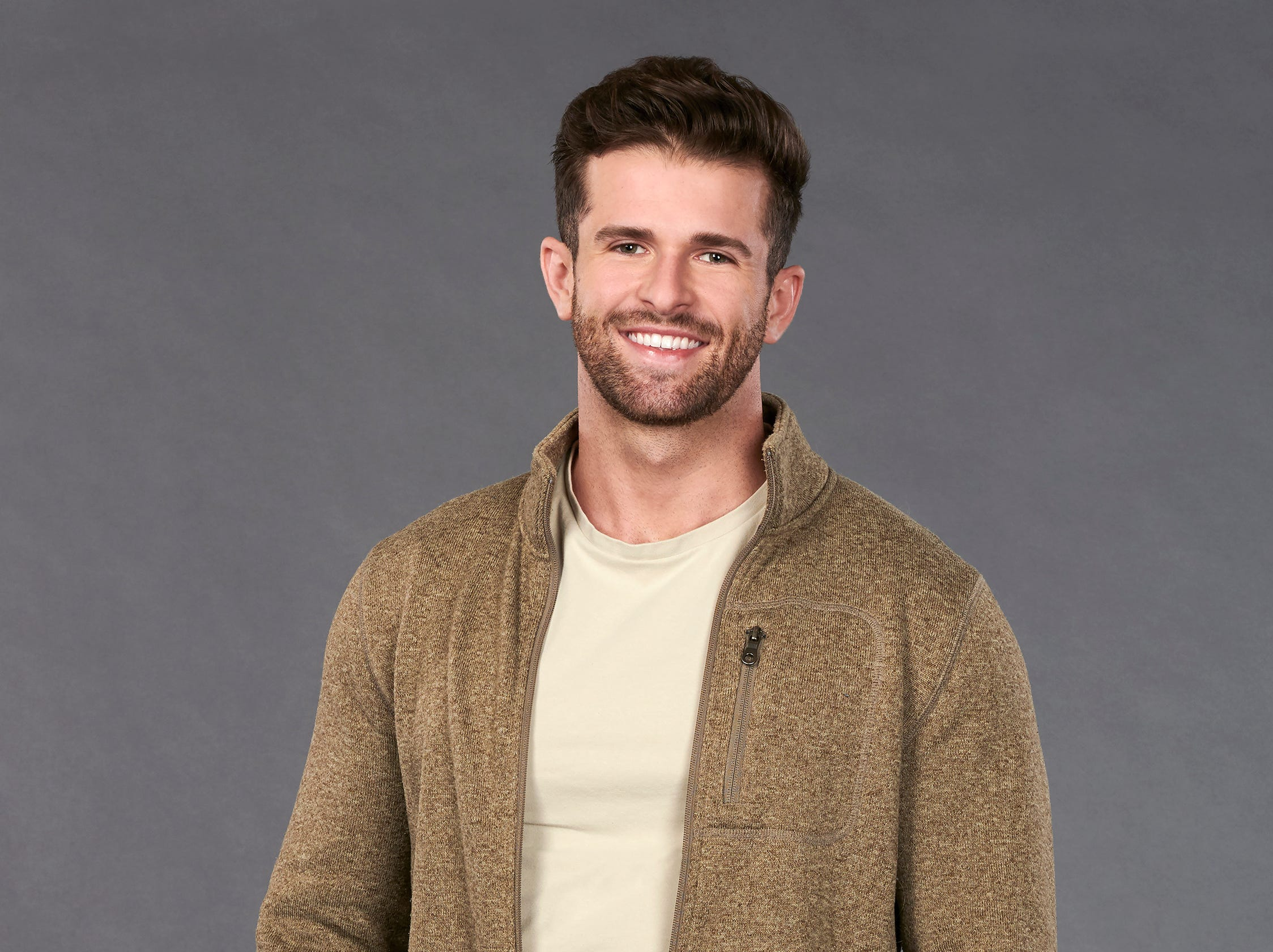 """The Bachelorette"" Season 23 contestant:  Jed, 25, Nashville, Tennessee, singer/songwriter"