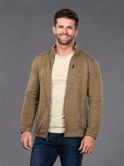 """""""The Bachelorette"""" Season 23 contestant:  Jed, 25, Nashville, Tennessee, singer/songwriter"""