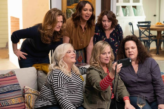 """""""Wine Country"""" gathers a host of hilarious """"Saturday Night Live"""" alumsfor a girls' trip in Napa."""