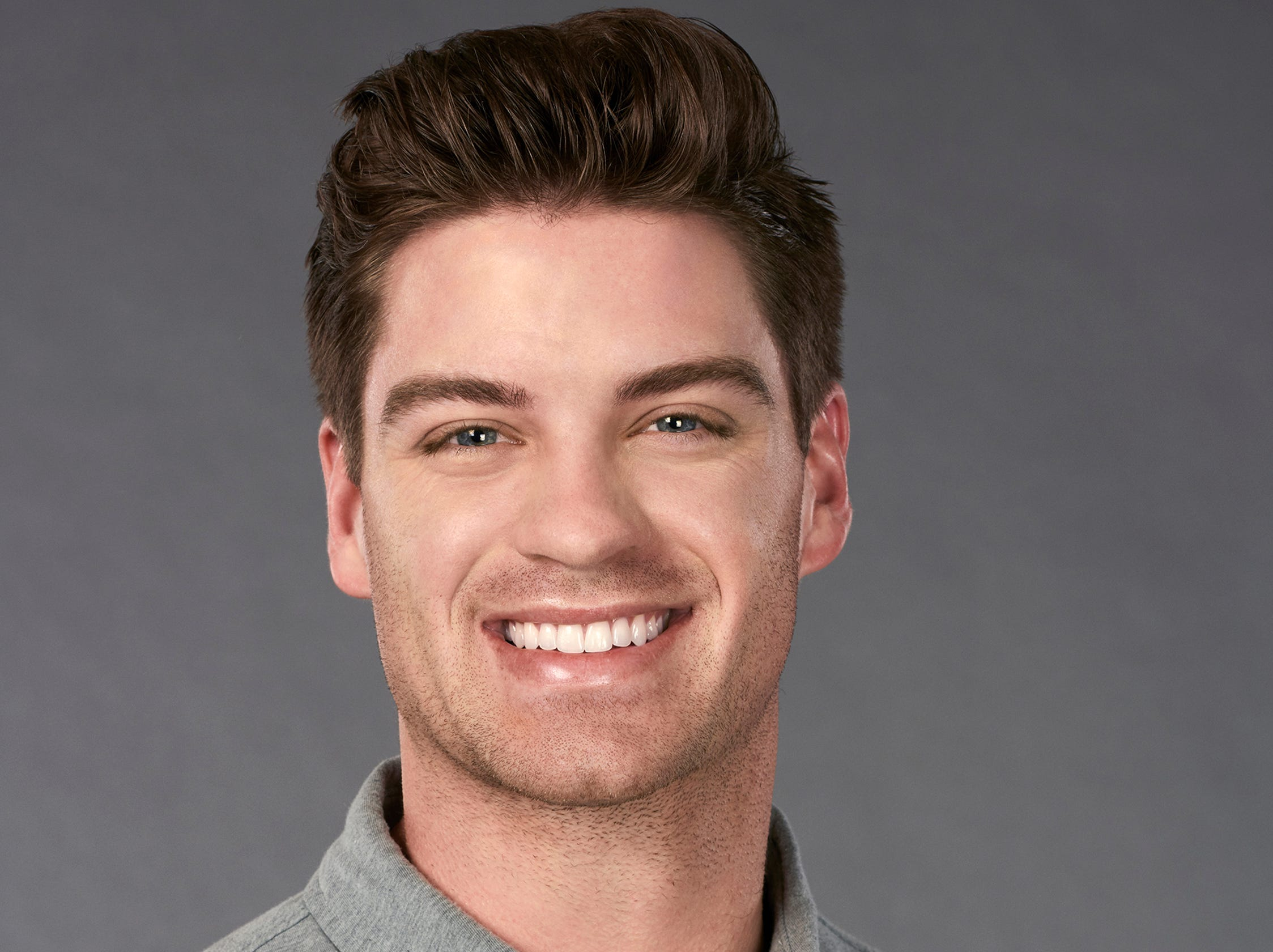 """The Bachelorette"" Season 23 contestant:  Garrett, 27, Birmingham, Alabama, golf pro"