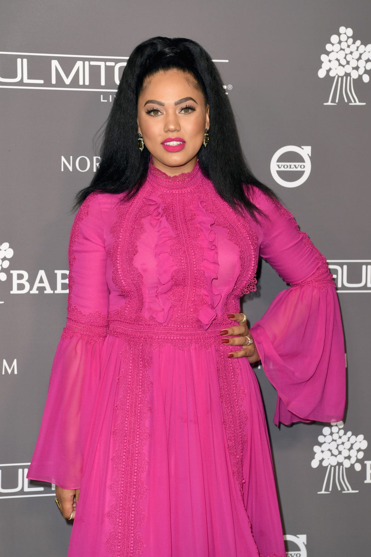 Ayesha Curry praised by Stephen Curry for 'Red Table Talk