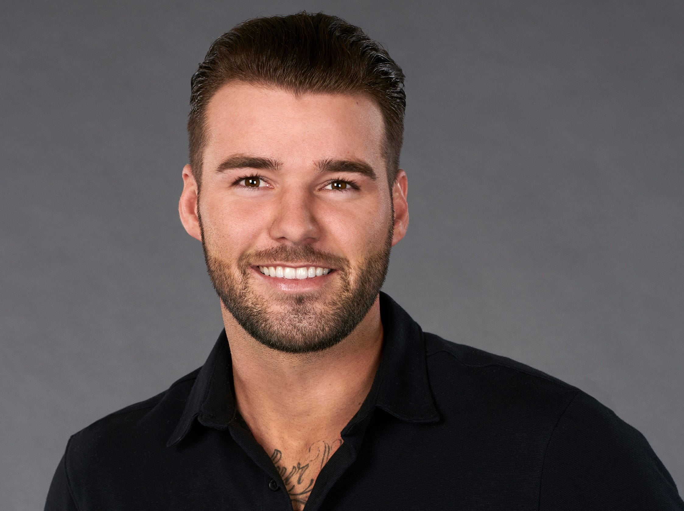 """The Bachelorette"" Season 23 contestant:  Matthew, 23, Newport Beach, California, car bid spotter"