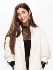 """The Voice"" contestant Celia Babini"