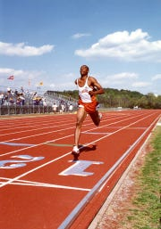 Tony Wheeler became one of Clemson's most decorated sprinters before becoming a radio personality at Summit Media in Greenville. As Tone Hollywood, he's been broadcasting since 2002 on 107.3 Jamz.