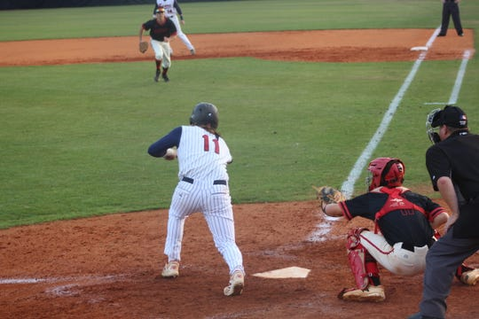 Braden Patterson lead BHP with three RBI's in their 10-0 win over Greenville.