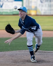 CBA senior left-hander Joe Escandon pitched a complete-game two-hitter to lead CBA to an 8-1 win over Ocean Tuesday night in the Monmouth County Tournament championship game.