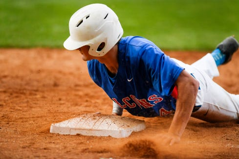 West Henderson defeated Asheville 6-3 May 7, 2019 in Asheville.