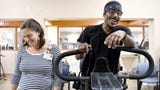 Octavius Boozier has found a new appreciation for life after being shot in November 2017.