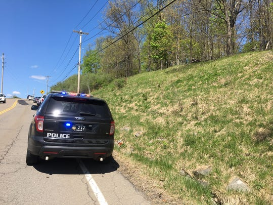 Johnson City police investigate human remains found near Fairview Street and Columbia Drive.