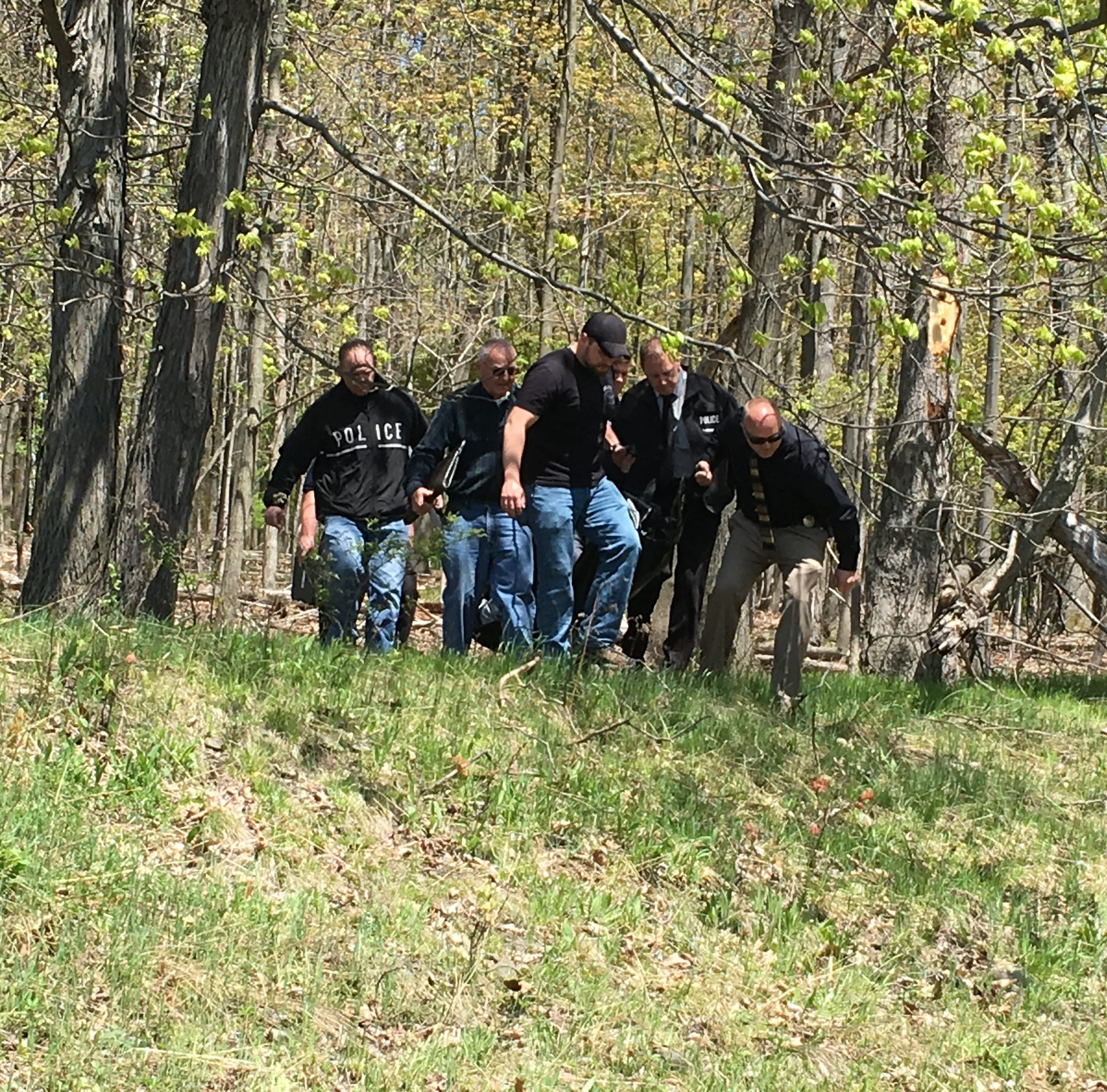 Human remains in Johnson City: 42-year-old man identified, no sign of foul play