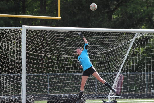 Warlassies goalkeeper C.J. Graham will continue her soccer career at Lipscomb University in Nashville, Tennessee, where she'll compete in the Atlantic Sun Conference for the Bisons.