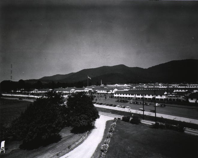 Moore General Hospital, built on the current site of the Swannanoa Correctional Center for Women, served as a rehabilitation center for tuberculosis patients beginning in 1946.