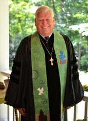 Heath Rada will be the guest preacher for the Kirkin of the Tartan service in Anderson Auditorium on May 26.