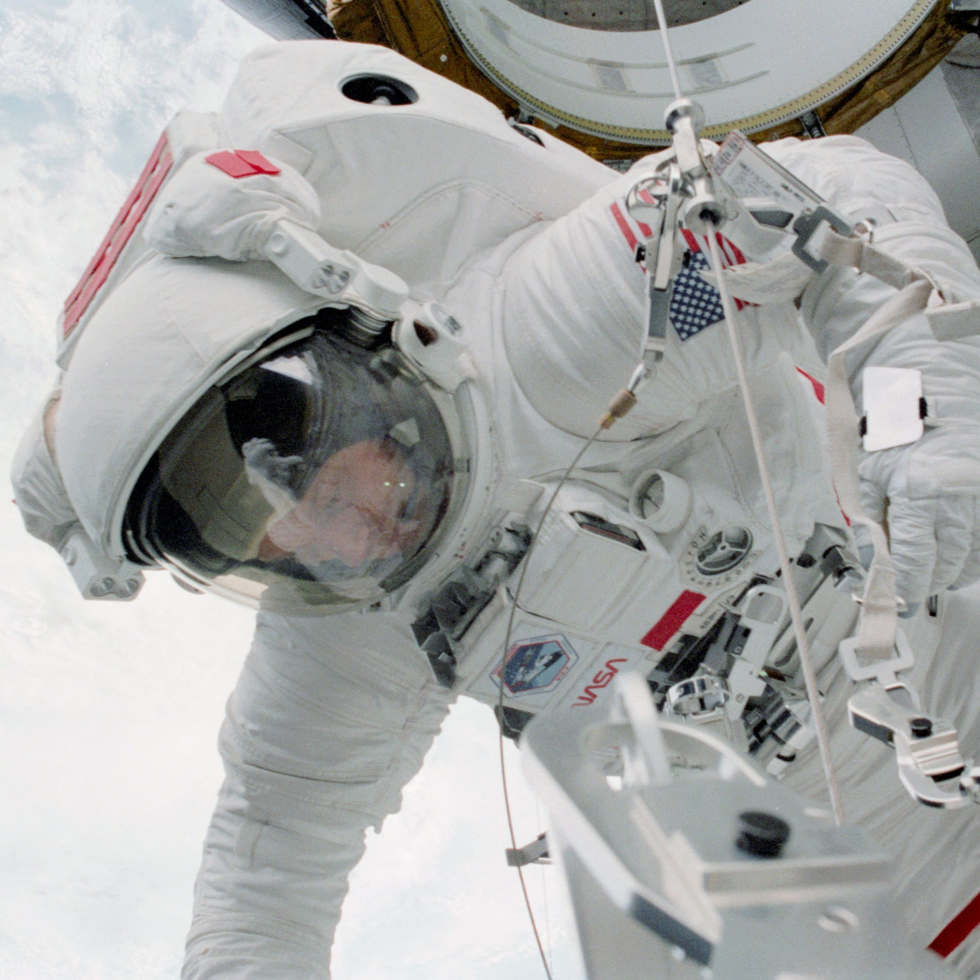 NASA is using the same spacesuits astronauts wore 30 years ago. Experts say that needs to change.