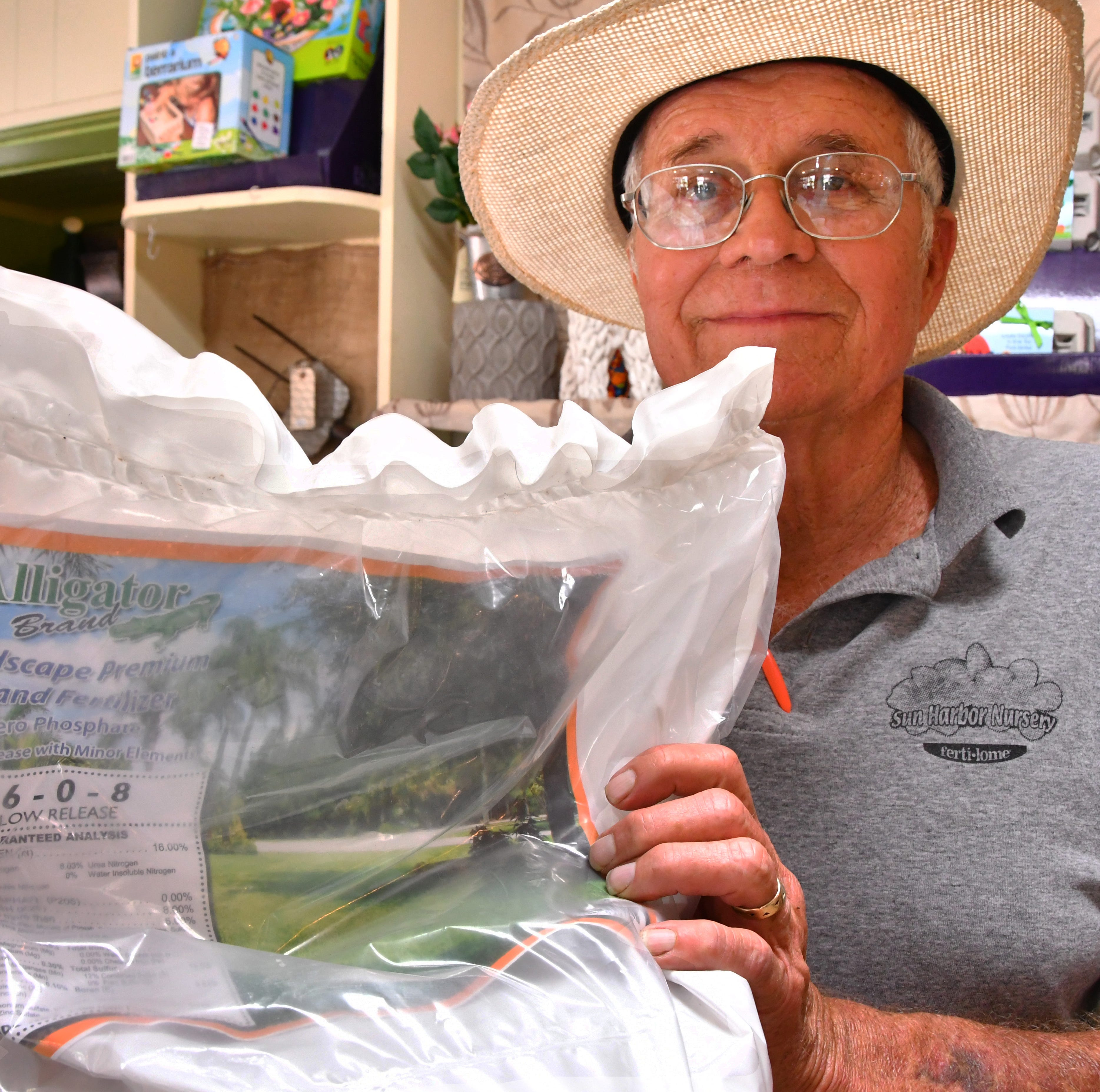 Brevard County to require posting of fertilizer use rules at stores as way to help lagoon