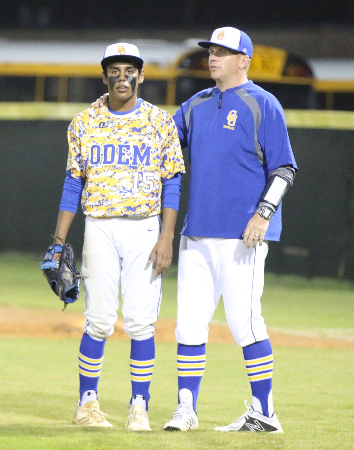 Odem coach Jason Pfluger has guided the Owls to the area round of the playoffs in Class 3A in 2019.