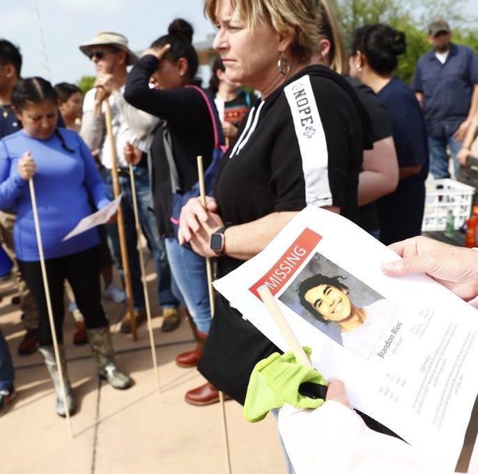 Search organized for missing Corpus Christi college student Brandon Rios
