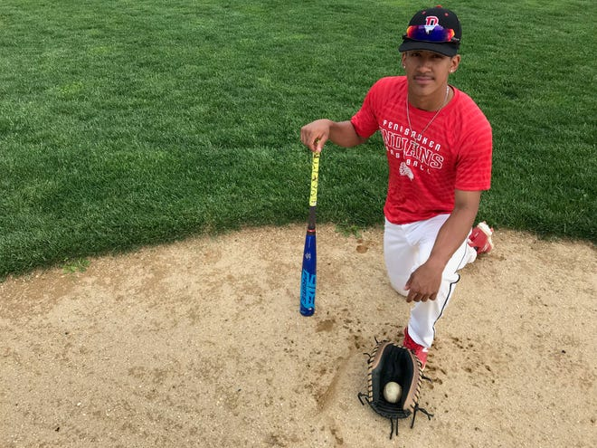 Pennsauken's Robby Barrientos is the first Division-I baseball recruit the program has had under head coach Cetshwayo Byrd.
