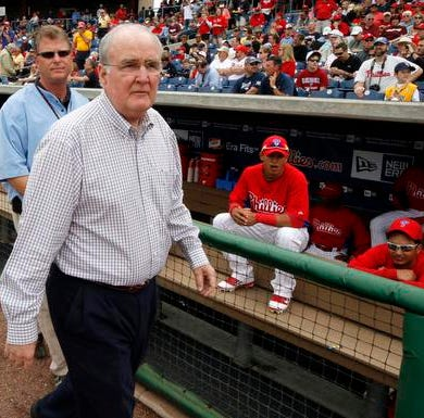 Philadelphia Phillies chairman David Montgomery dies at 72