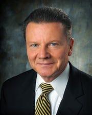 Peter Konchak, D.O., board certified in OB/GYN and maternal-fetal medicine.