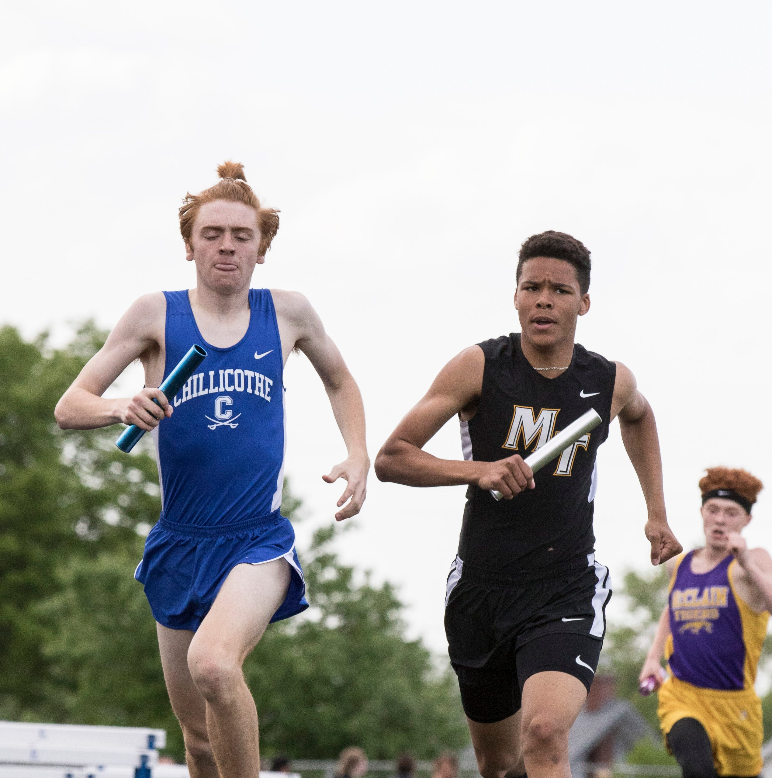 OHIO HS TRACK AND FIELD: Chillicothe boys win FAC title, girls finish runner-up